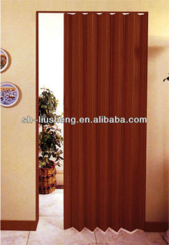 Delicieux Bathroom PVC Folding Door