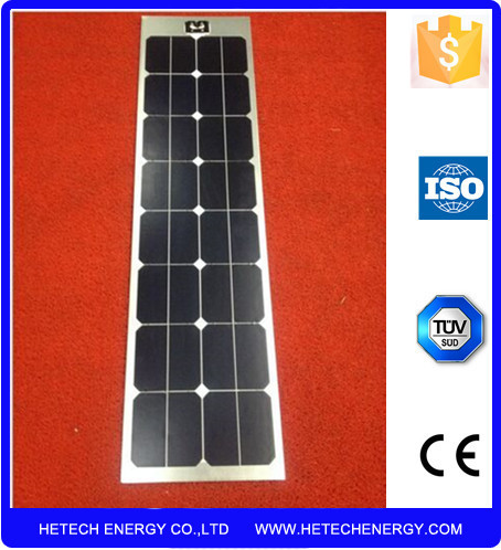 bulk buy from china 50w Monocrystalline silicon photovoltaic cells flexible solar panel china