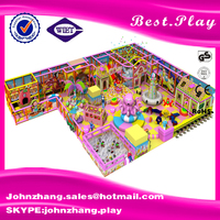 International standard quality ocean themes baby indoor playground business plan
