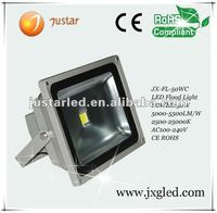 50W ip65 High Power Vista Outdoor LED Flood Light lighting