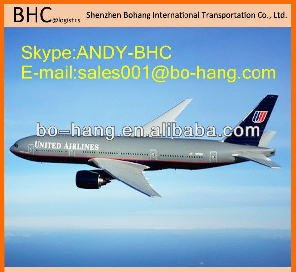 Skype ANDY-BHC china air cargo from china shenzhen guangzhou to MALDIVES
