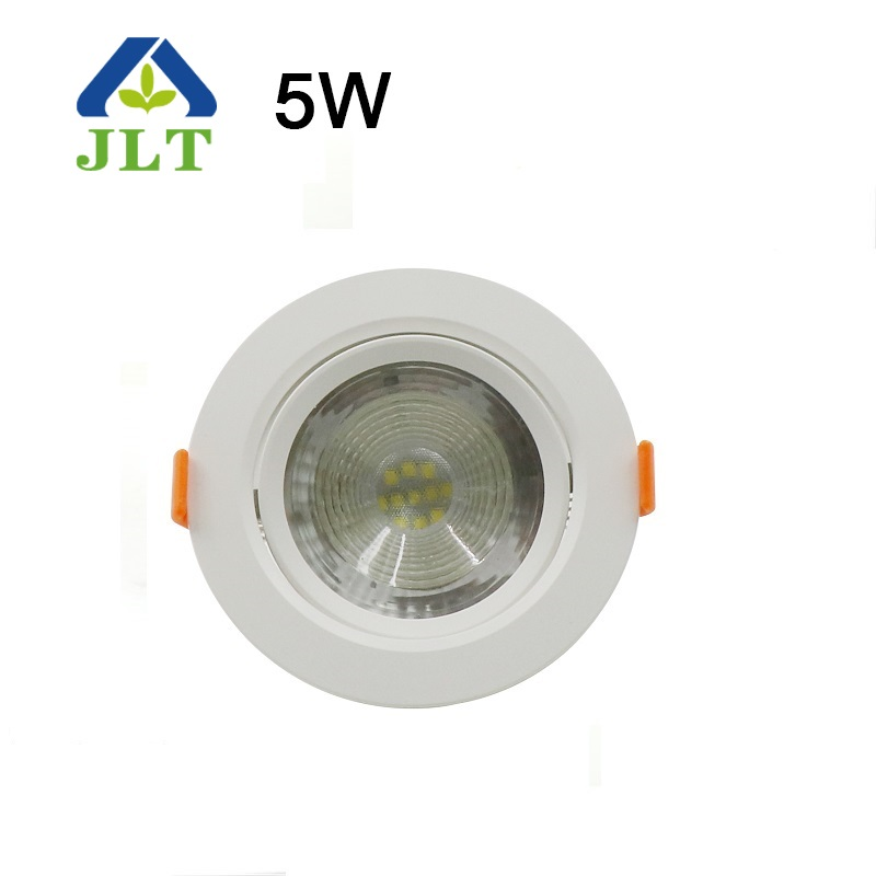 Factory price energy saving dimmable adjustable 5 watt led <strong>downlight</strong>