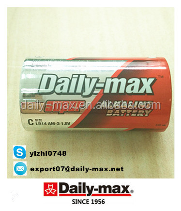 LR14 (SIZE C AM2) Alkaline Battery