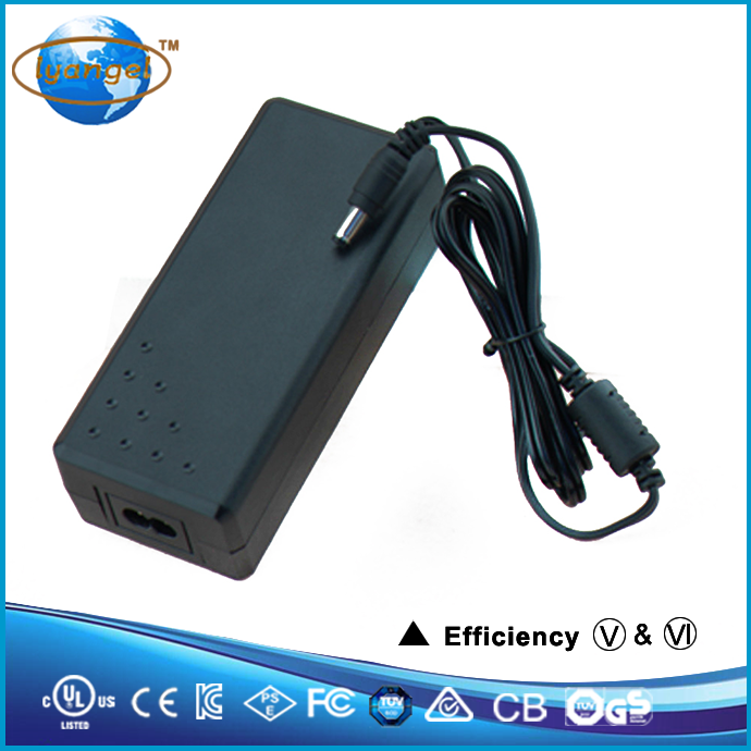 72W AC to DC Adapter Power Supply for Flexible LED Light Strip transformer 12v 6a