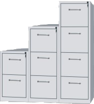 HANDINHAND D-G4 home storage drawers/Drawer Vertical File Cabinet / Four chests cabinet