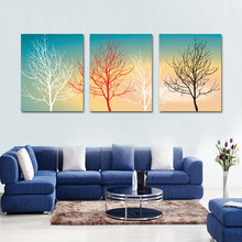 Interior renovation beautiful scenery wall decorative painting