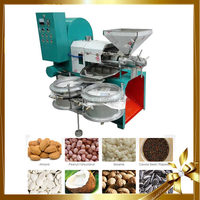 Promotion 2016 Mexico linseed oil castor oil corn oil making machine