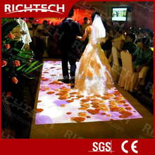 RichTech Interactive projection kid games floor system in 120 effects