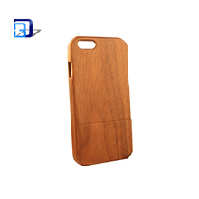Wholesale Cellular Phone Wooden Carved Laser Phone Case For iPhone 7 Plus
