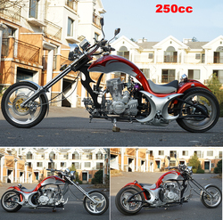 high quality hot sell mini chopper moto cycle 250cc for adult
