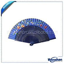 The manual painting Spanish wood fan