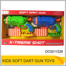 Hot air soft bullet gun toy nerf gun OC0211228