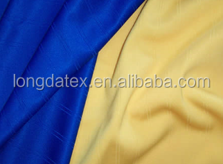 Hot Sale breathable water resistant polyester fabric, polyester peach skin fabric