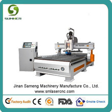 ATC CNC router/cnc engraving machine for wood,MDF,aluminum,alucobond,Plastic,stone/multifunction woodworking machine