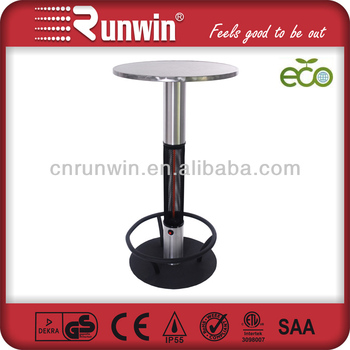 Eletric Outdoor Infrared Portable Space Patio Heater