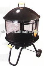 Outdoor barbeque/Outdoor fire pit/BBQ