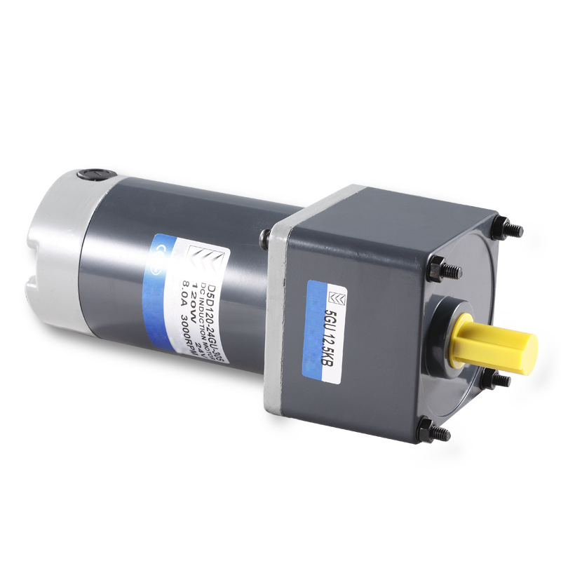 Maximum speed high precision & torque dc motor 24 volt dc gear motor