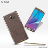 Ultra-thin soft plastic epoxy resin cellular phone cover for Samsung Note 5 cover