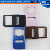Wholesale Price Case For Huawei P6, High Quality Flip Cover For Huawei P6 Replacement