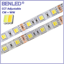 Thermal Insulation 2 In 1 5050 SMD LED Tape For Meeting Room Decorative Lighting