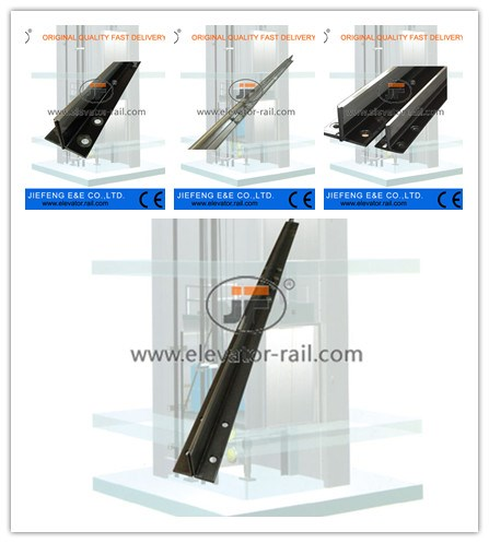 Elevator Parts T75-3/B Elevator Guide Rail
