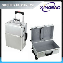 protective luggage bag,vanity travel luggage trolley,aluminum luggage case