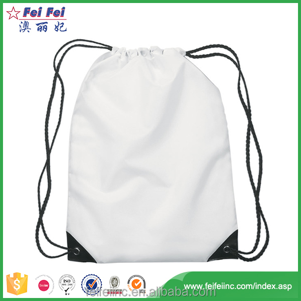 Outdoor drawstring casual travel back bag