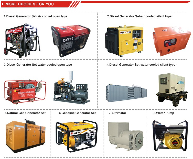 12KW 15KVA Great Engine Power Diesel Generator With CE&ISO&BV