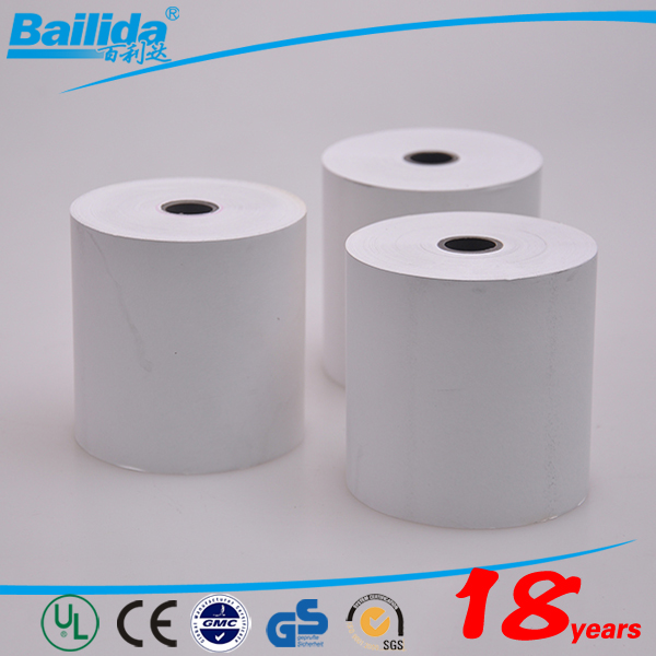 The best of thermal paper manufacturer wholesale Cash Register Paper Factory in china