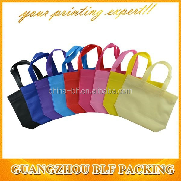 (BLF-NB461) shopping non woven small bag