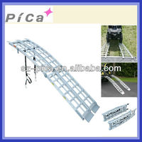 ATV aluminum folding ramps