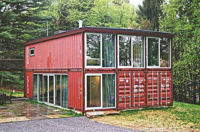 prebuilt container houses