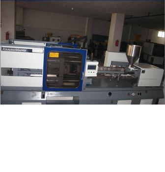 Krauss Maffei Plastic injection moulding machine