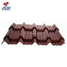 Galvanized corrugated steel iron roofing sheets metal sheets roofing tiles
