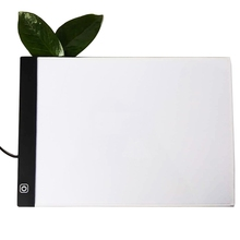 LED Three Level of Brightness Dimmable A4 Acrylic Copy Boards Anime Sketch Drawing Sketchpad