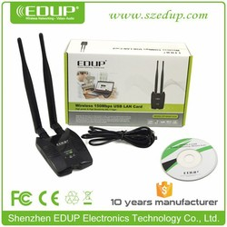 Ralink3070 with External Antennas Adapter Wireless USB Lan To WIif USB Adapter