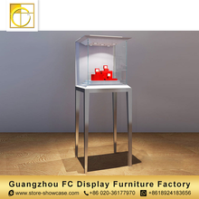 wholesale luxury store fixtures jewelry display furniture showroom interior design jewellery display counter sale in china