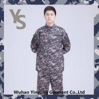 [Wuhan YinSong] Manufacturer OEM digital battle navy military uniform