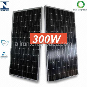 Hot sale promotion price A grade high efficiency panel solar 300w 250w 200w 180w 150w 24v 12v