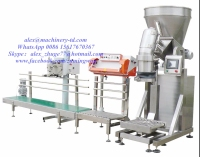 A748 High Accuracy Automatic Powder Packing Machine with Weighing and Sewing Machine