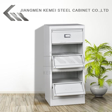 Legal size office furniture commercial steel 5 drawer file cabinets metal filing hanging cabinet