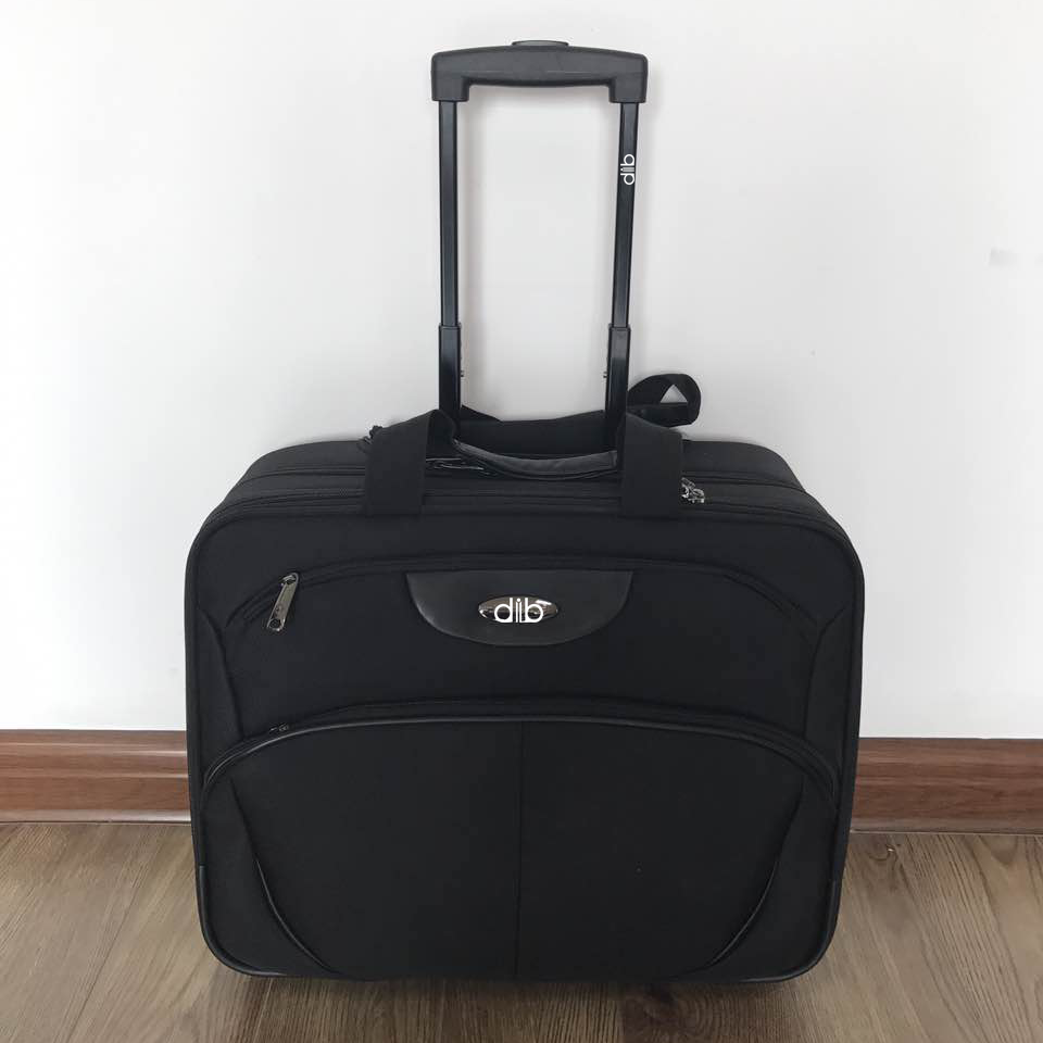 Business travel bag,16' business computer trolley luggage ,2-wheels luggage