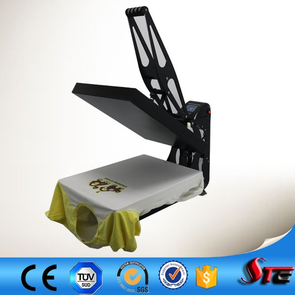 New Style LCD Clamshell Teflon Heat Transfer Machine Sublimation Machine