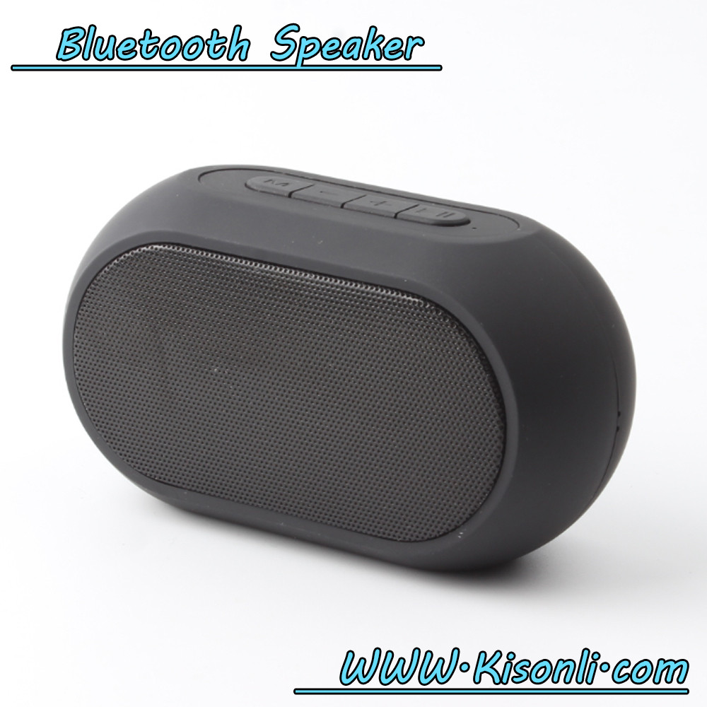 New products on 2016 market Mini Bluetooh 3.0 Speaker wireless With TF card for Mobilephone