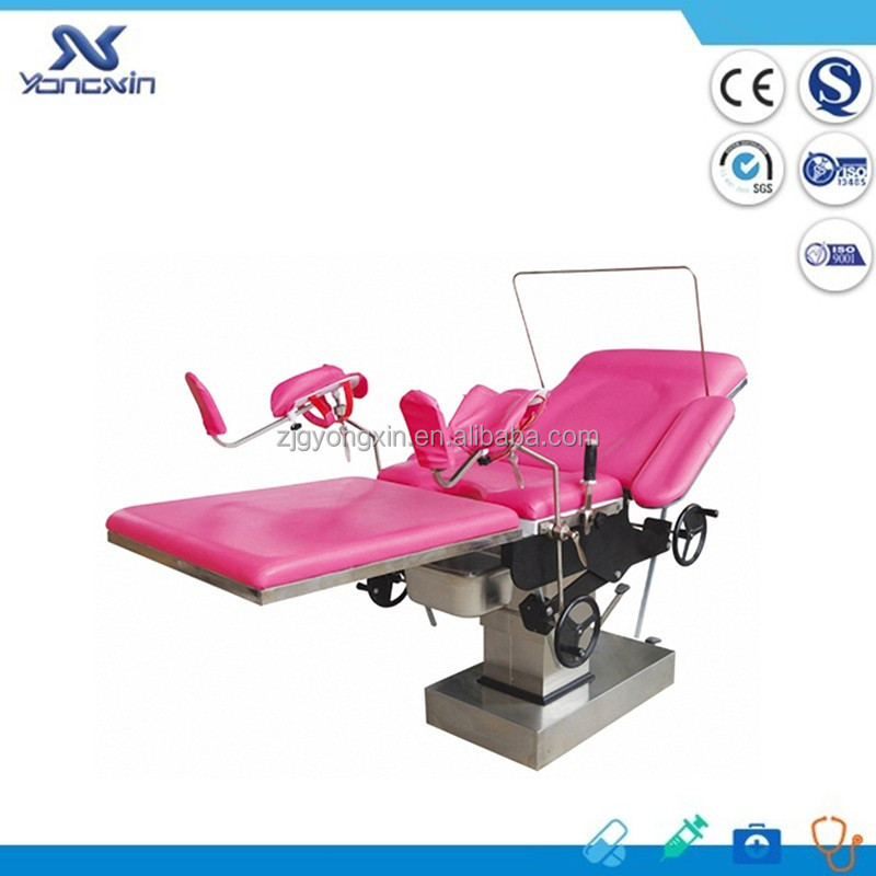 YXZ-Q6 Birthing Bed / Electro Hydraulic Obstetric Delivery Bed / Gynecological Examining Table