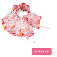 Seperated Scarf and Dress Dog Clothes Spring Summer