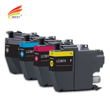 Compatible Brother LC3619 LC3617 Color Ink Cartridge For Brother MFC J2330DW