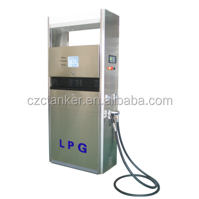 Hot sale in Nigeria 10m3  lpg gas filling machine for cylinder filling