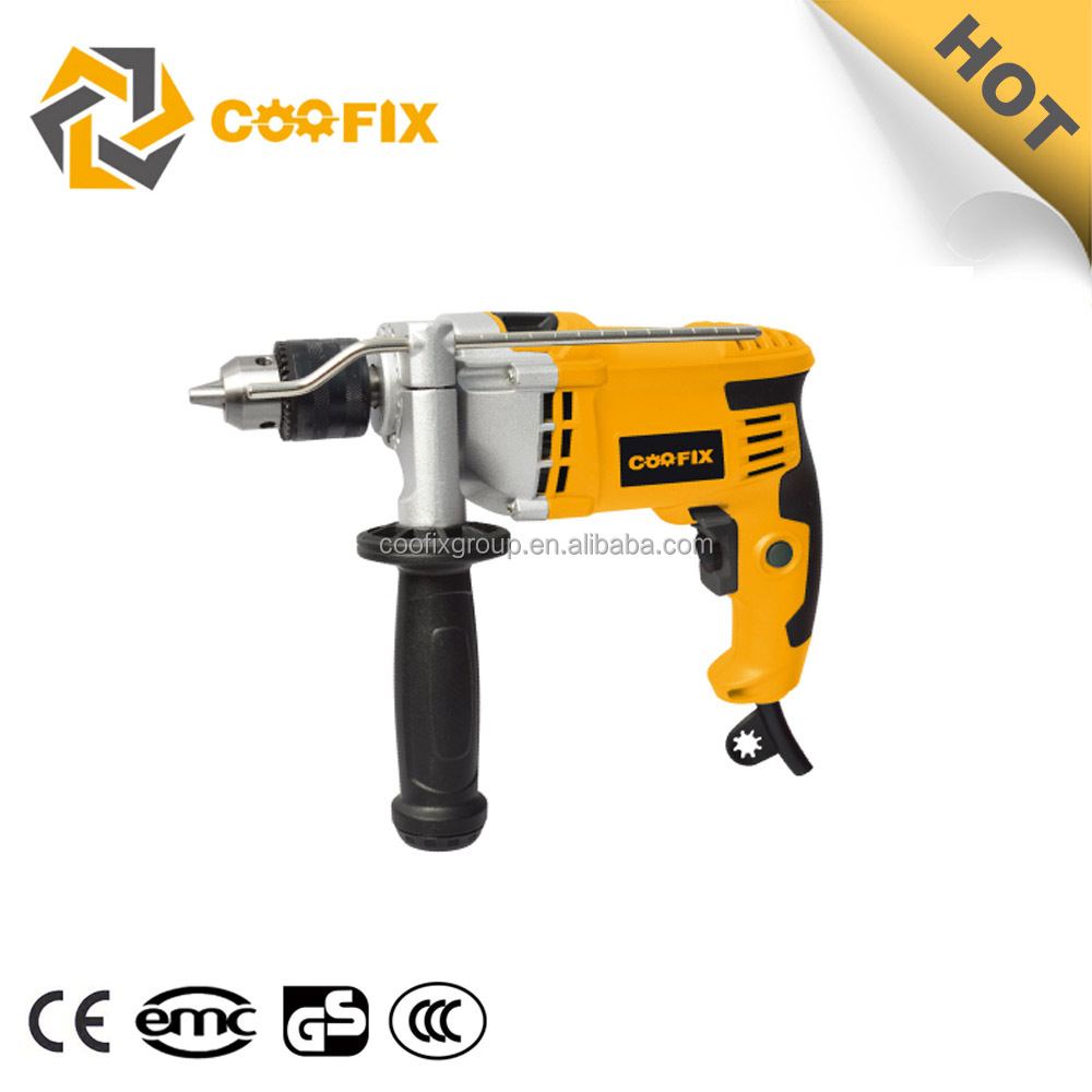 "710W 1/2"" 13RE hammer drill 1500w cordless hammer drill ideal power tools"