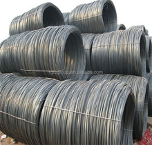 SAE1006 SAE1008 SAE1010 ms wire rod